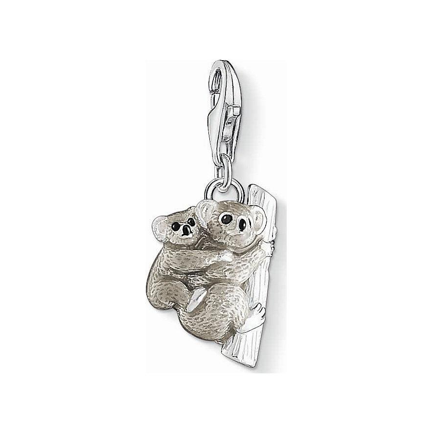 Thomas Sabo Charm Koala Mit Kind 1334-041-5