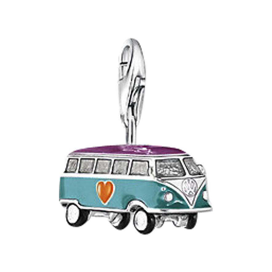 Thomas Sabo Charm Mit dem VW-Bus davon 0881-007-7