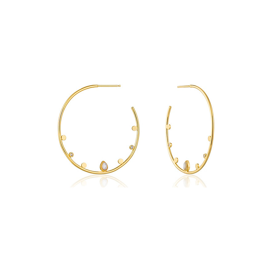 Ania Haie Creole Dream Open Hoop Earring E016-02G