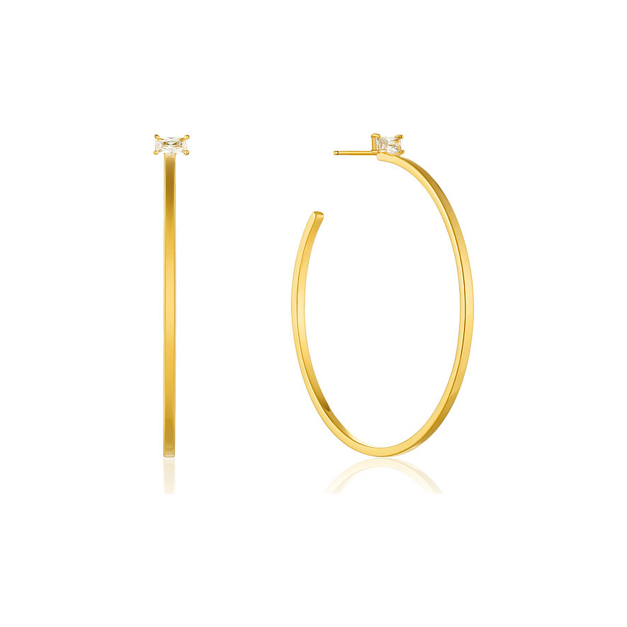 Ania Haie Creole Glow Hoop Earring E018-11G