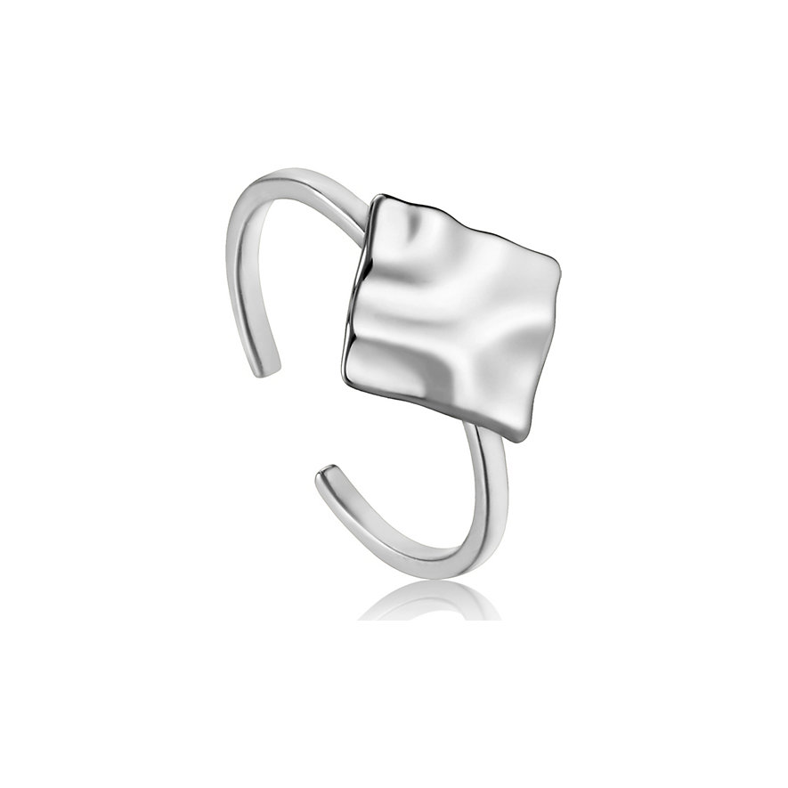 Ania Haie Damenring Crush Square Adjustable Ring R017-02H