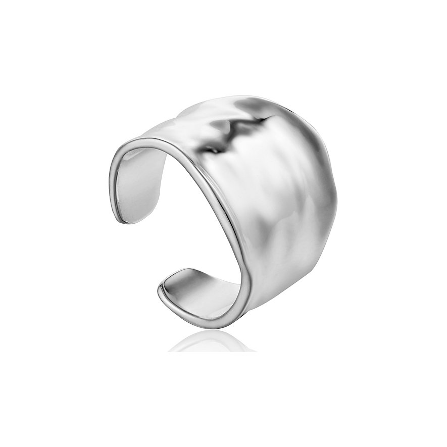 Ania Haie Damenring Crush Wide Adjustable Ring R017-03H