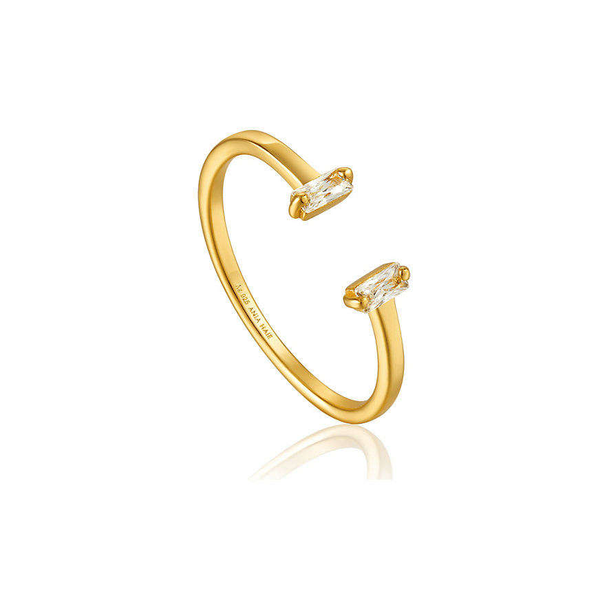 Ania Haie Damenring Glow Adjustable Ring R018-04G