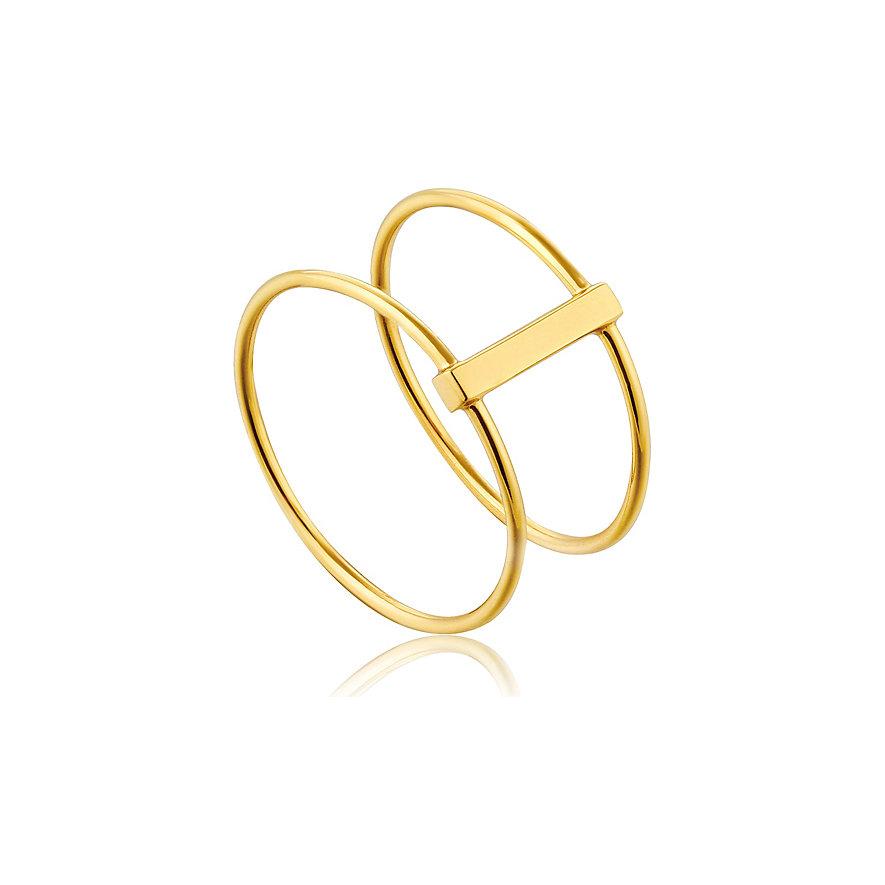 Ania Haie Damenring Modern Double Ring R002-05G