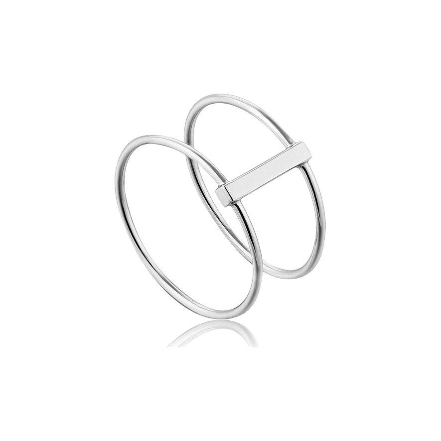 Ania Haie Damenring Modern Double Ring R002-05H-50