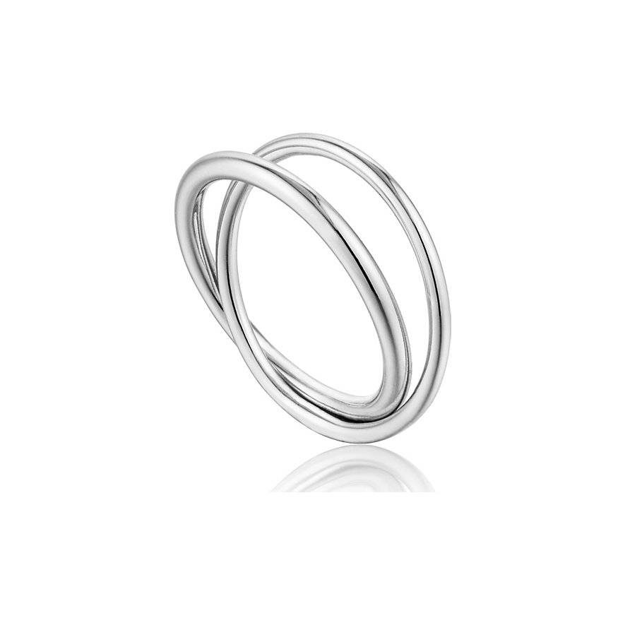 Ania Haie Damenring Modern Double Wrap Ring R002-01H