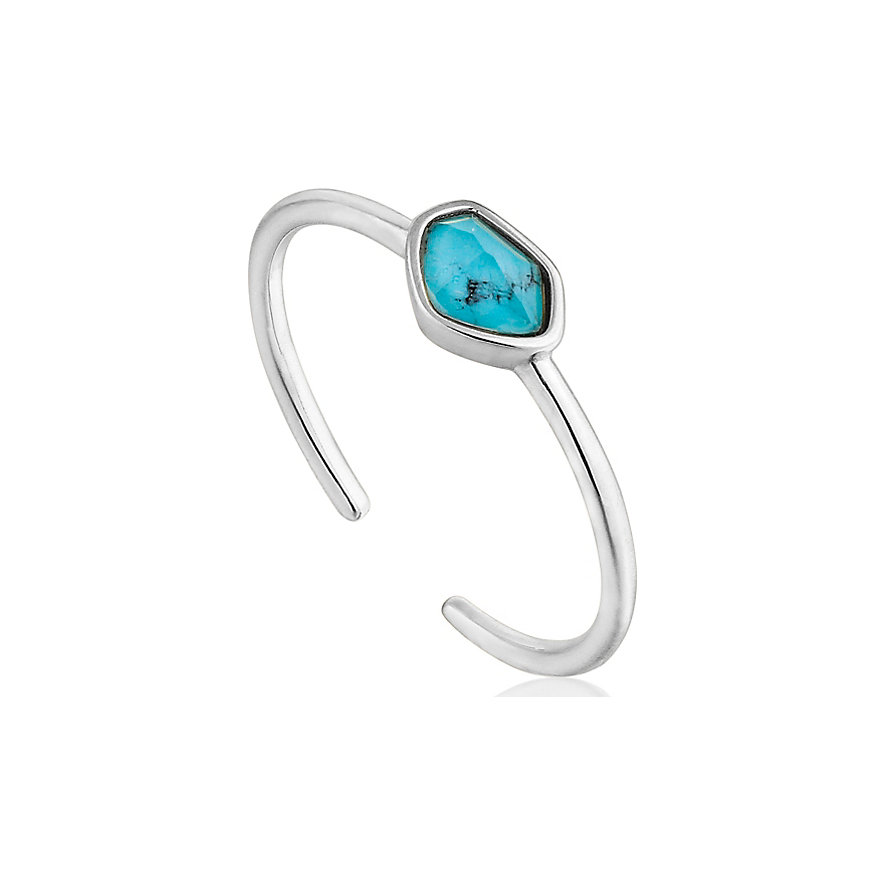 Ania Haie Damenring Turquoise Adustable Ring R014-01H