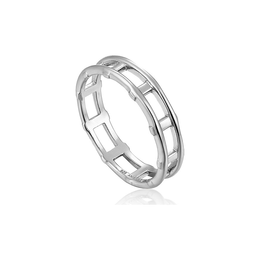 Ania Haie Damring R002-02H-52 925 Silver