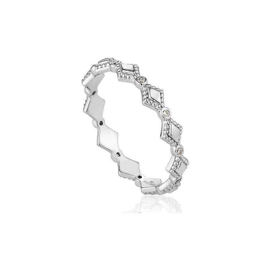 Ania Haie Damring R016-02H-50 925 Silver