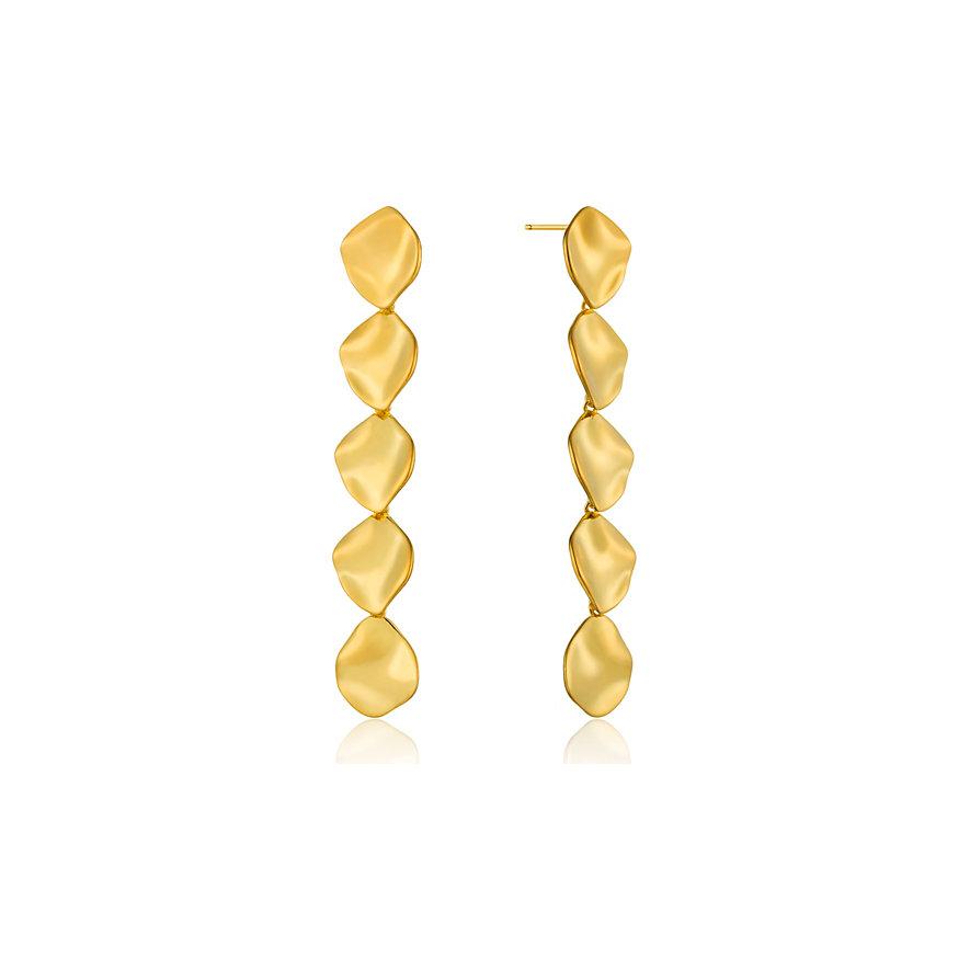 Ania Haie Ohrhänger Crush Multiple Discs Earrings E017-06G