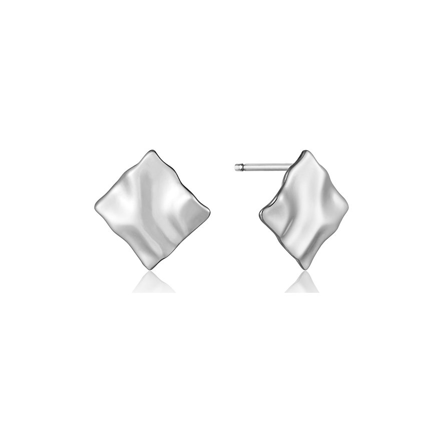 Ania Haie Ohrstecker Crush Mini Square Earrings E017-05H
