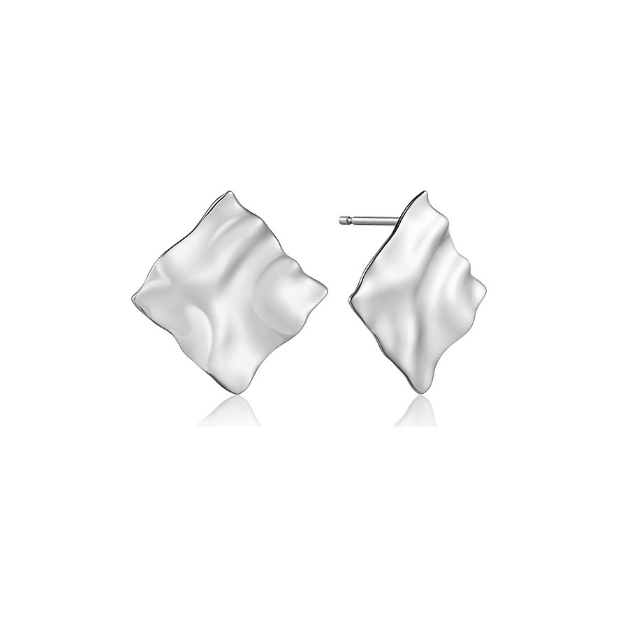 Ania Haie Ohrstecker Crush Square Stud Earrings E017-03H