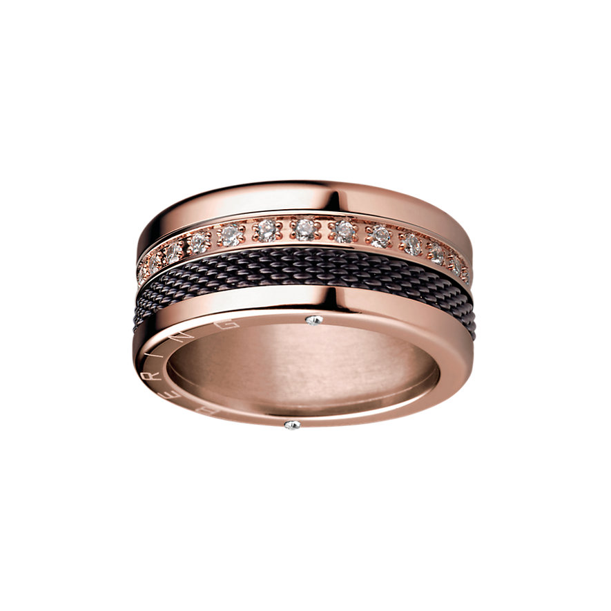 Bering Edelstahlring Edelstahl-Ring 551-90-111