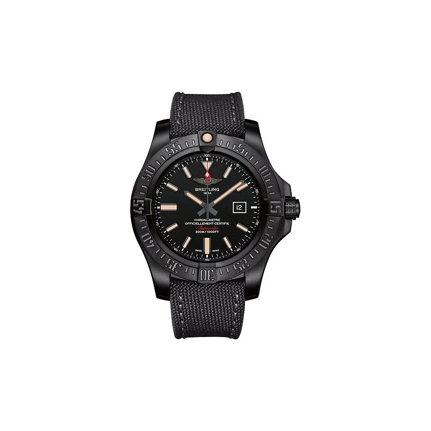 Breitling Chronograph Avenger Blackbird V1731010/BD12/100W/M20BASA.1