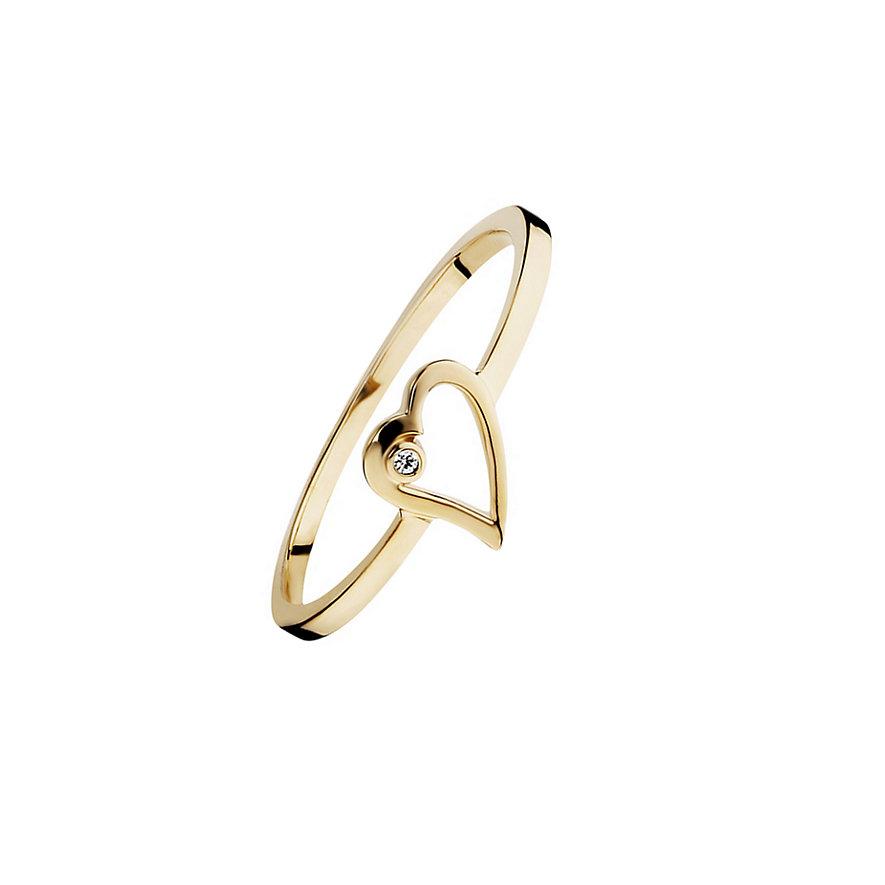 Caï love Damenring Swingin Heart C7379R/90/03