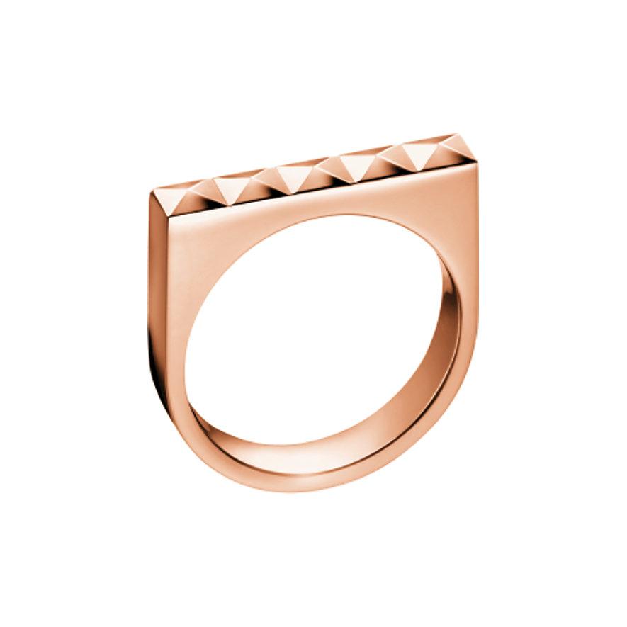 Calvin Klein Damenring Edgde KJ3CPR100108