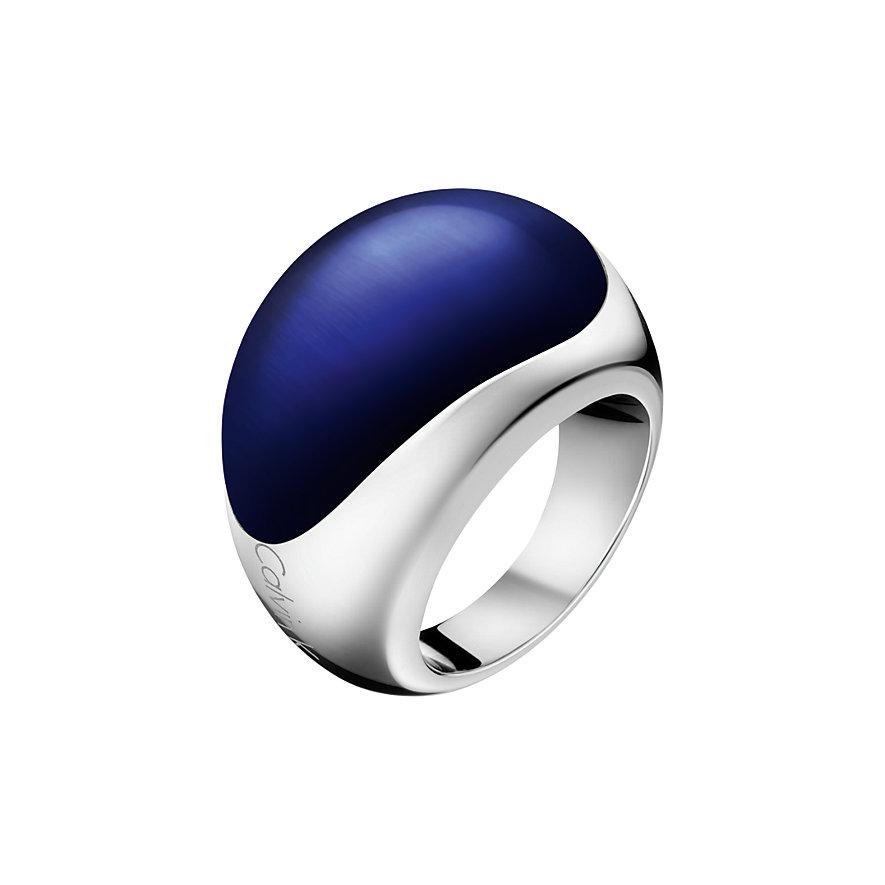 Calvin Klein Damenring Ellipse Stone KJ3QLR020106
