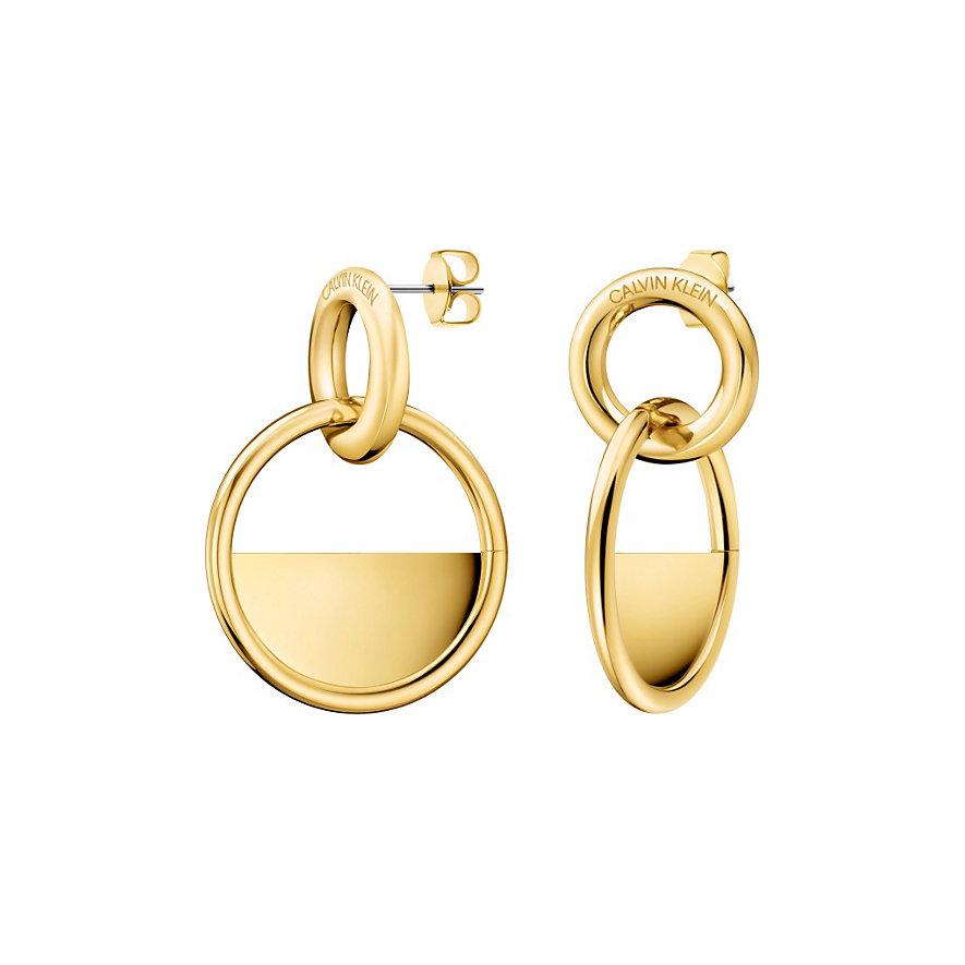 Calvin Klein Ohrhänger Locked KJ8GJE100100