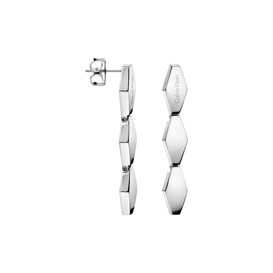 Calvin Klein Ohrhänger Snake KJ5DME000100