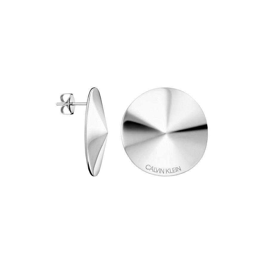 Calvin Klein Ohrstecker Spinner KJBAME000100