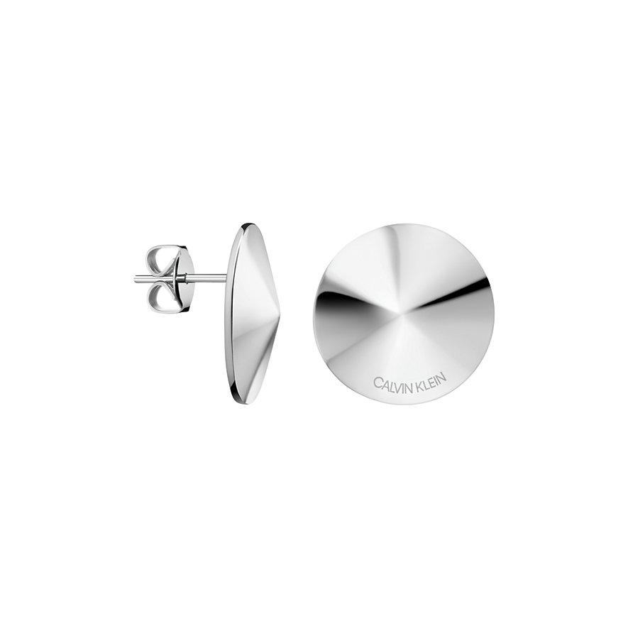 Calvin Klein Ohrstecker Spinner KJBAME000200