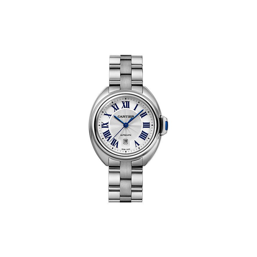 Cartier Damenuhr WSCL0005