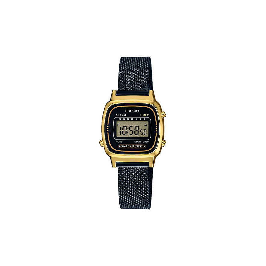 Casio Collection Damenuhr Vintage LA670WEMB-1EF