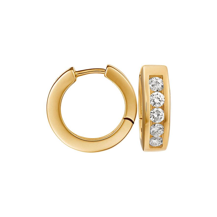 CHRIST Diamonds Creole 84103497
