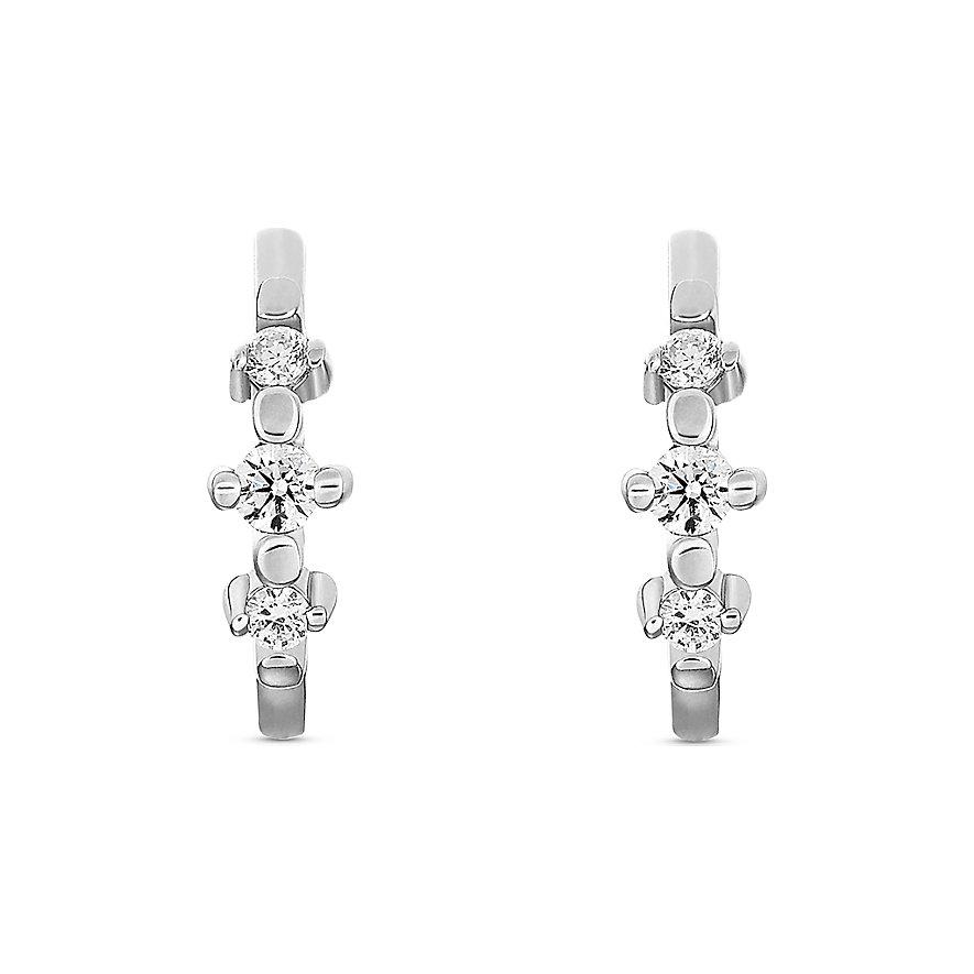 CHRIST Diamonds Creolen 87496244