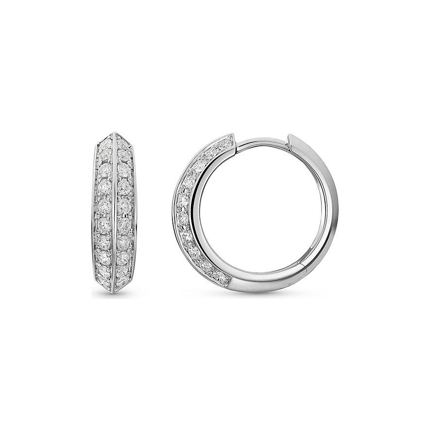 CHRIST Diamonds Creolen 87576141
