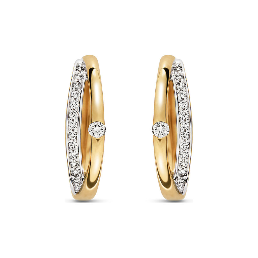 CHRIST Diamonds Creolen 87720985
