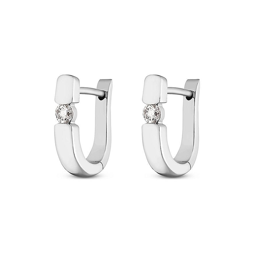 CHRIST Diamonds Creolen 87992578