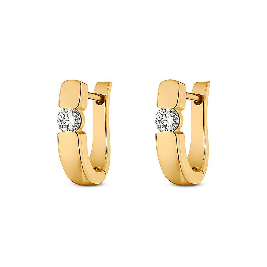 CHRIST Diamonds Creolen 87992586