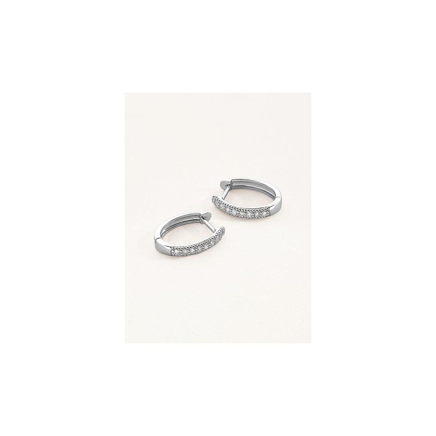 CHRIST Diamonds Creolen 87993906