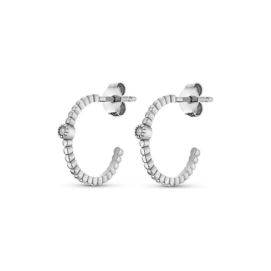 CHRIST Diamonds Creolen 88004396