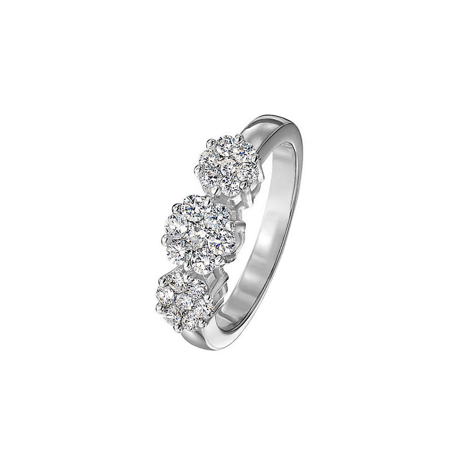 CHRIST Diamonds Damenring 31200856