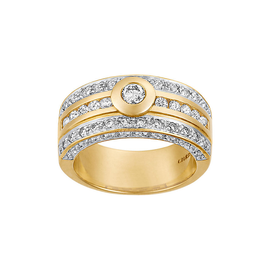 CHRIST Diamonds Damenring 60000026