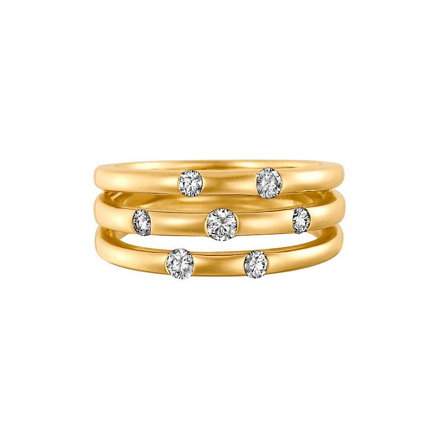 CHRIST Diamonds Damenring 60015252