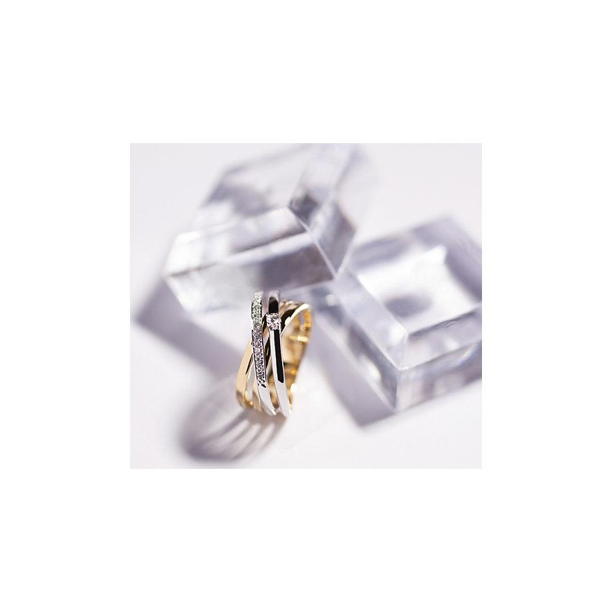 CHRIST Diamonds Damenring 60015333