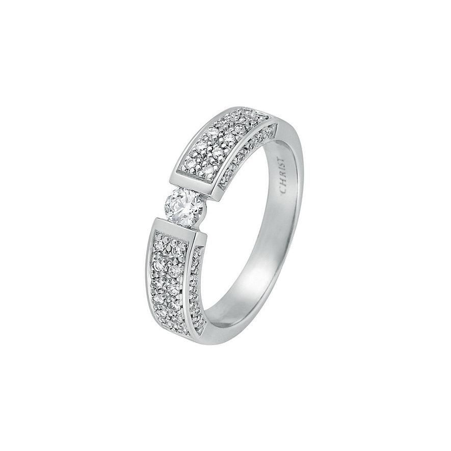 CHRIST Diamonds Damenring 60016275