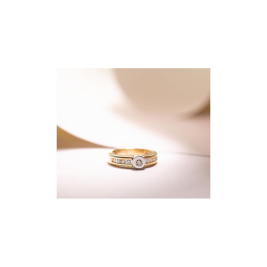 CHRIST Diamonds Damenring 60017506