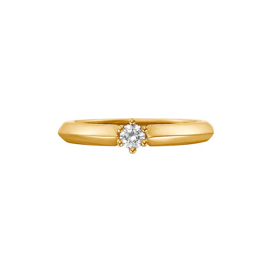 CHRIST Diamonds Damenring 60019525