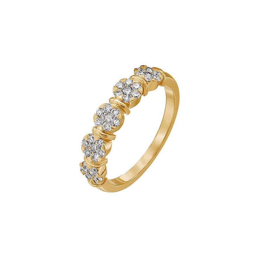 CHRIST Diamonds Damenring 60035946