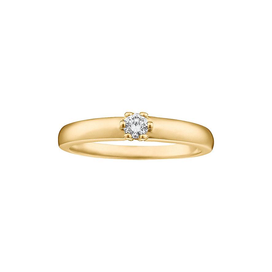 CHRIST Diamonds Damenring 60037736