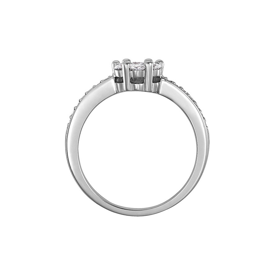 CHRIST Diamonds Damenring 60043809