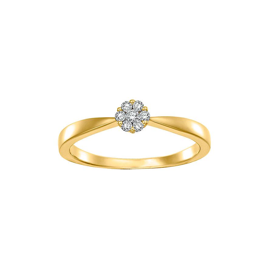 CHRIST Diamonds Damenring 60050589