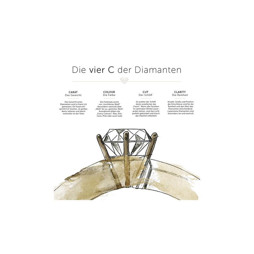 CHRIST Diamonds Damenring 60050961