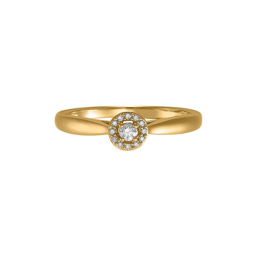 CHRIST Diamonds Damenring 60051917