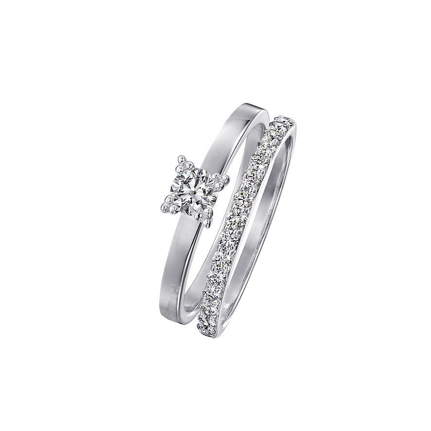 CHRIST Diamonds Damenring 60055025