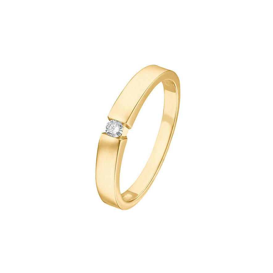 CHRIST Diamonds Damenring 60070377